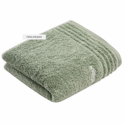 Handtuch Vienna Style Supersoft von Vosse - softgreen