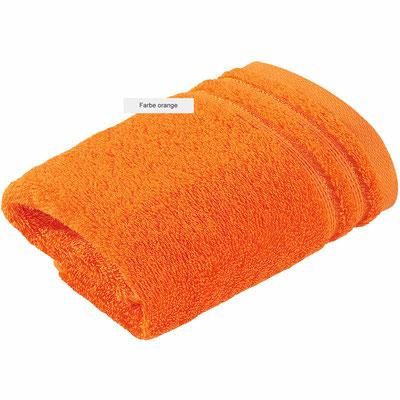 Gästetuch Calypso Feeling von Vossen - orange