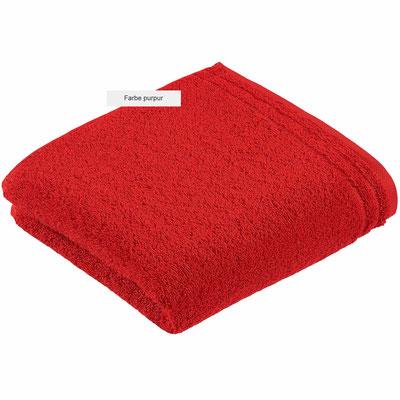 Handtuch Calypso Feeling von Vossen - purpur