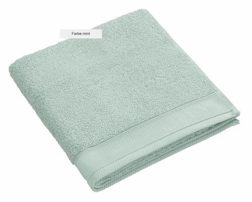 Handtuch DOUCEUR von WESETA - mint