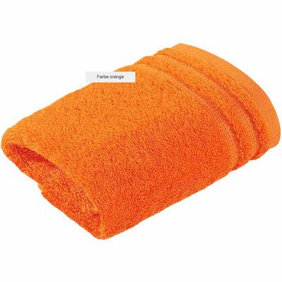 Duschtücher Calypso Feeling von Vossen - orange