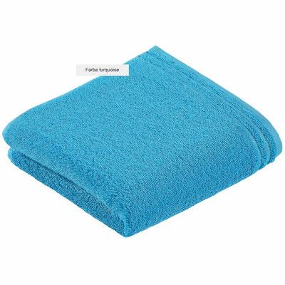 Handtuch Calypso Feeling von Vossen - turquoise