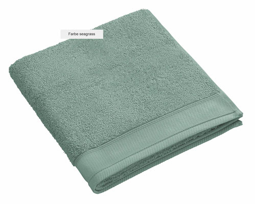 Handtuch DOUCEUR von WESETA - seagrass