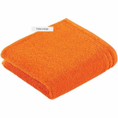 Handtuch Calypso Feeling von Vossen - orange