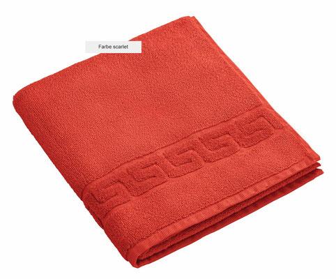 Handtuch DREAMFLOOR von WESETA - scarlett