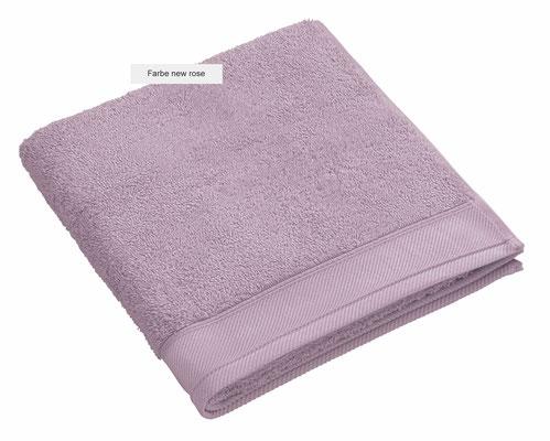 Handtuch DOUCEUR von WESETA - new rose