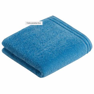 Handtuch Calypso Feeling von Vossen - paradise blue