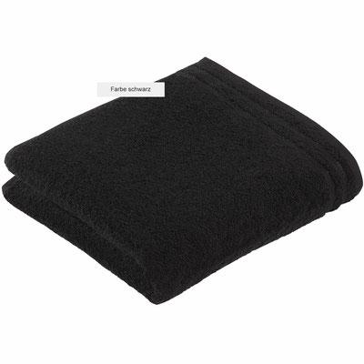 Handtuch Calypso Feeling von Vossen - schwarz