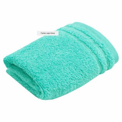 Duschtücher Calypso Feeling von Vossen - capri blue