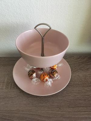 Nr. 245  Sfr. 27.-   (Dessertteller u. Müäslischale) Höhe ca. 16cm    (M)