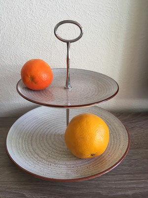 Nr. 551   sFr. 29.-     (Essteller und Dessertteller)  ca. 24cm