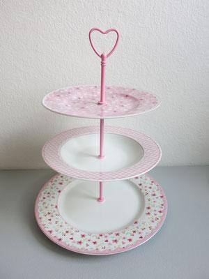 Nr. 29     sFr. 35.-  (Essteller, Suppenteller, Dessertteller)  Höhe 35cm