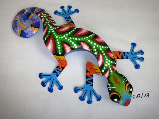 Geckos gross sFr. 59.-  Nr. 217