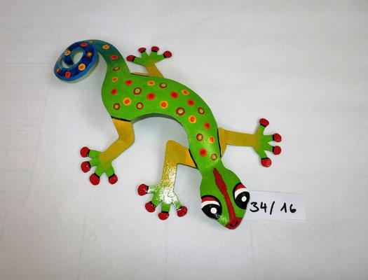 Gecko klein  sFr. 39.-  Nr. 34