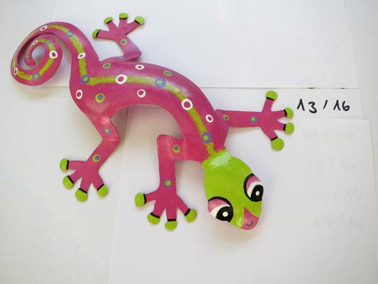 Gecko klein  sFr. 39.-  Nr. 13
