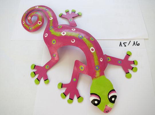 Gecko klein  sFr. 39.-  Nr. 15