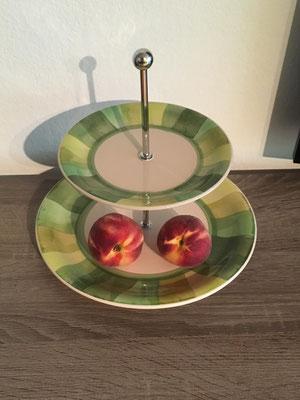 Nr. 324    sFr. 29.-    (Essteller & Dessertteller)  Höhe ca. 20cm