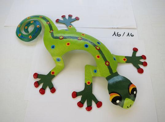 Gecko klein  sFr. 39.-  Nr. 16  bereits verkauft!!