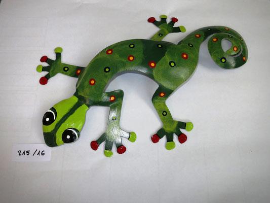 Geckos gross sFr. 59.-  Nr. 215