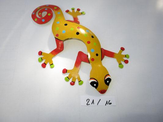 Gecko klein  sFr. 39.-  Nr. 21