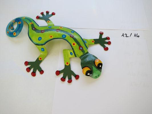 Gecko klein  sFr. 39.-  Nr. 12   bereits verkauft!!