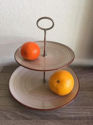 Nr. 537   sFr. 29.-     (Essteller und Dessertteller)  ca. 24cm