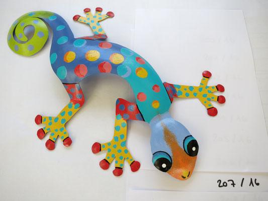 Geckos gross sFr. 59.-  Nr. 207