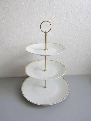 Nr. 31     sFr. 35.- Rosenthalgeschirr  (Essteller, Suppenteller, Dessertteller)   Höhe 34cm