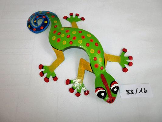 Gecko klein  sFr. 39.-  Nr. 33