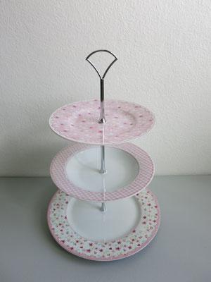 Nr. 38     sFr. 35.-    (Essteller, Suppenteller, Dessertteller)   Höhe 37cm
