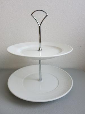 Nr. 14    sFr. 29.-  (Essteller, Dessertteller)  Höhe ca. 18cm