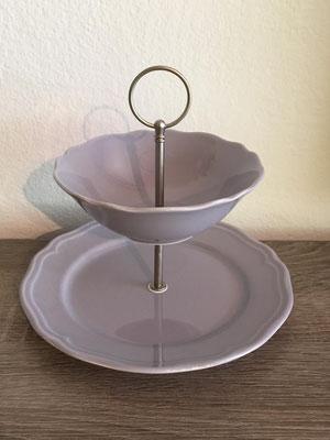 Nr. 304      sFr.  27.-   (Dessertteller und Müäslischale)   Höhe ca. 24cm  (M)