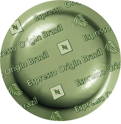 Espresso Origin Brazil