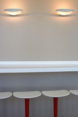 Steh- und Barbereich im Obergeschoss; Foto: Jan-Frederik Wäller
