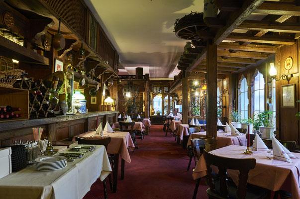 Unser Restaurant Zum Storch an Dom Frankfurt am Main