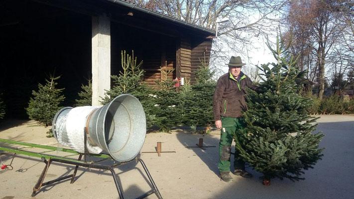 Weihnachtsbaum in bopfingen kaufen feldwieser hof - Weihnachtsbaum kaufen hamburg ...