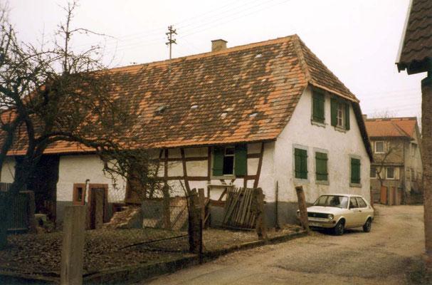 Römerstraße 5 Haus Seekircher Josef