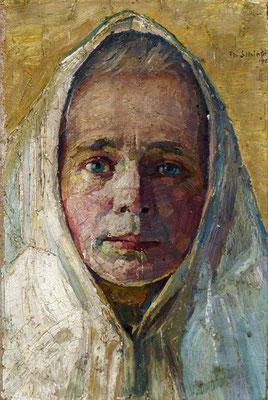 Schindler, Mathilde Schindler, 1950