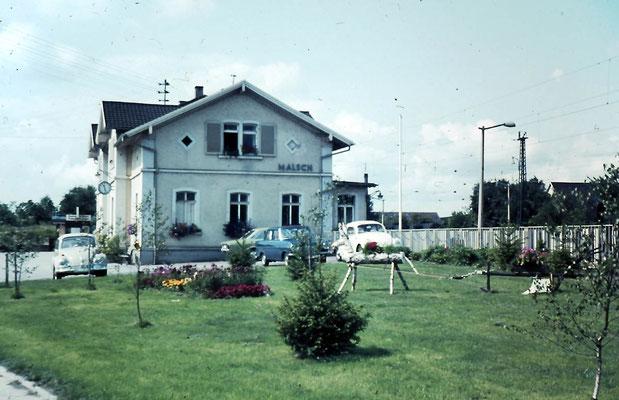 Bahnhof Muggensturm