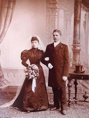 1894 Kunz Walburga geb. Görger & Eugen