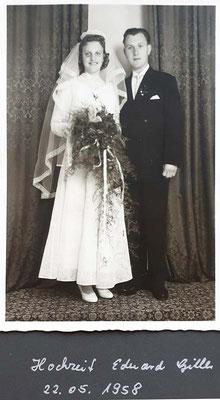Rosalie & Eduard Giller