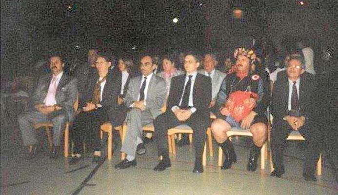 2006 25 Jahre TKV mit Türkischem General Konsul Dalyanoglu und Bürgermeister Himmel