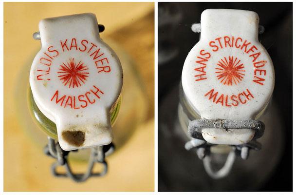 Bis 1963 Kastner, dann Strickfaden