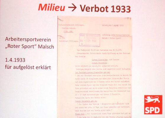 Vortrag Clemens Rehm Roter Sport Fußballclub