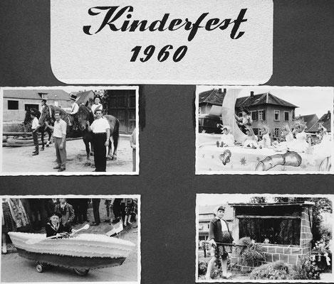 Kinderfest 1960 Nr. 12