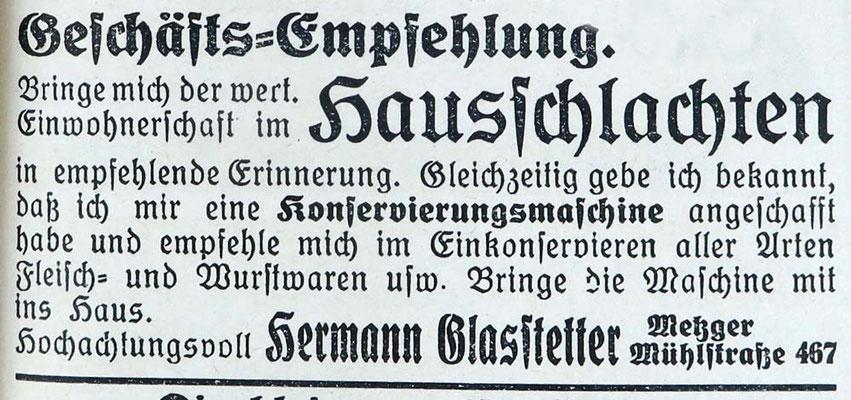 21.10.1933 Gemeindeanzeiger
