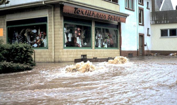 Hochwasser 1978, Adlerstraße