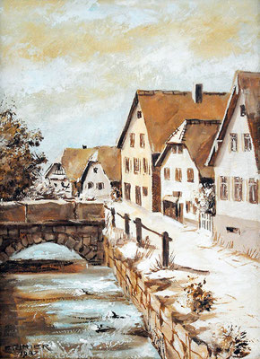 Adlerbrücke Neuwiesenstraße Rexer 1987