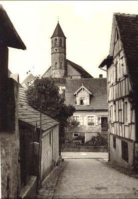 Schützenstraße Saubuckel