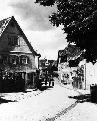 Hauptstraße 36, Ladengeschäft alt ab 1953